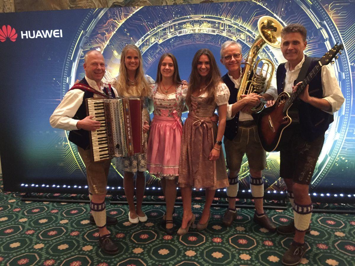 Sunny Six Die Hochzeitsband Fur Freising Und Umgebung